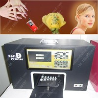 Lady Flower Digital Nail Art Printer 2015 with computer