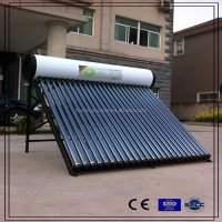 Unique Design Professional Products Integrated and Pressurized Solar Water Heater for Overseas Market
