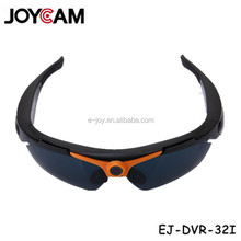 720P HD SunGlasses Camera Ski Sport Video Glasses Cam Action Security DVR foldable sunglasses