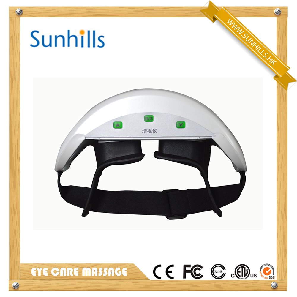Good quality Clear view Blurred vision magnetic acupuncture eye massager price