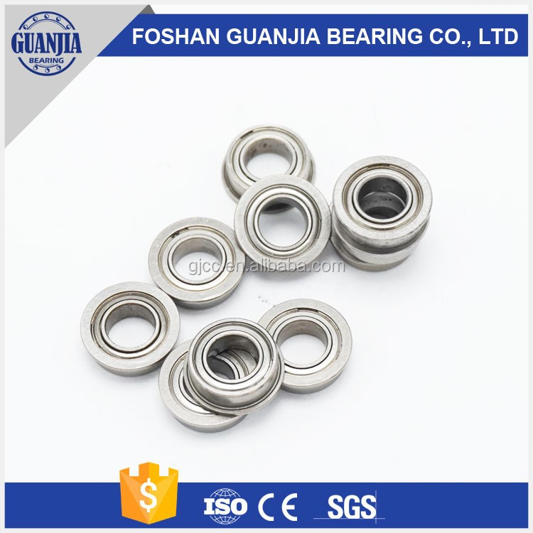 high speed industrial equipment 5*9*3mm miniature ball bearing list