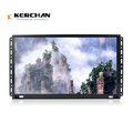19 inch advertising player LCD video player built with push button or motion sensor