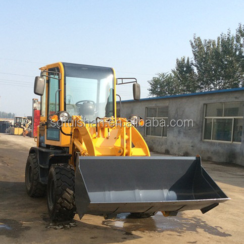 ZLY916A European popular type agriculture machine, mini tractor with front end loader, garden tractor new cheap