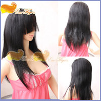 lace front wig cheap indian remy hair indian remy hair wigs with ba 8-26inch natural hair wig for men