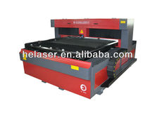HECY1513D-500 Aluminum Copper CNC yag stencils laser cutting machine