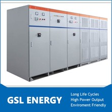 commercial ESS 200kwh rechargeable battery solar energy storage system for smart micro grid