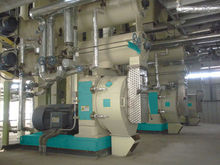 CE approved high quality pellet industrial machinery