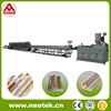 Green Building Materials Imitation PVC Marble Strip Extrusion Line
