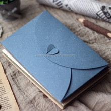 Hot sell Korea style pearl paper postcards wholesale