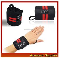 Custom Adjustable Weight Lifting Wrist Support Strap MLL951