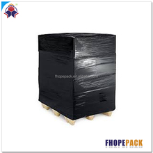 Bottom price hot sale promotion silage cover film hay bale wrap