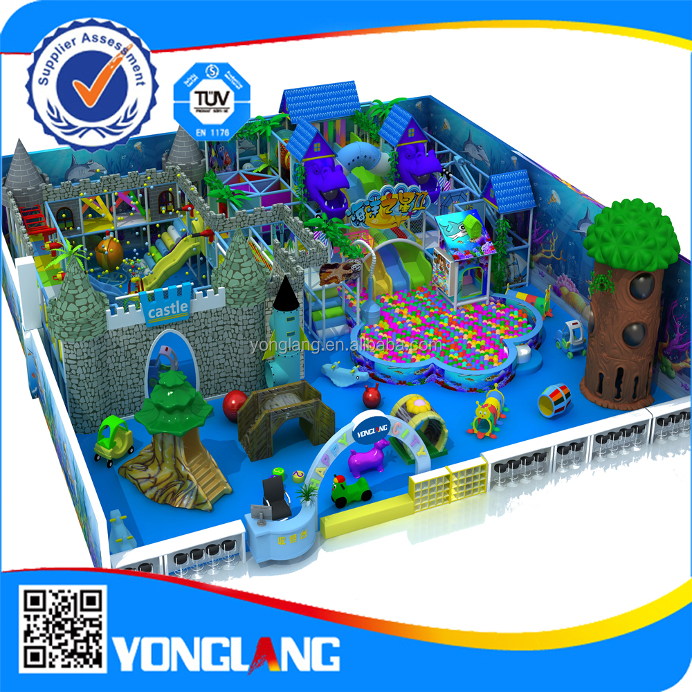 hot sale amusement rides indoor playground equipment naughty palace