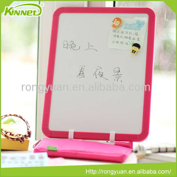 2015 Specialized manufacturing portable flexible magnetic whiteboard