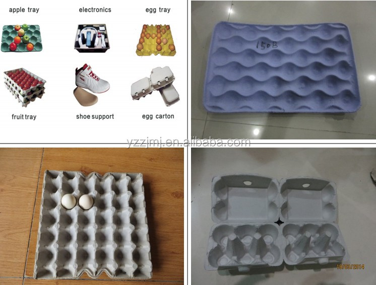 egg tray machine India/paper egg tray making machine