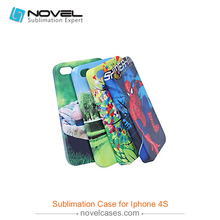 Hot Sale 3D Sublimation Phone Case for iphone4/4S