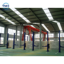 China Prefabricated Steel Structure Building Warehouse Workshop