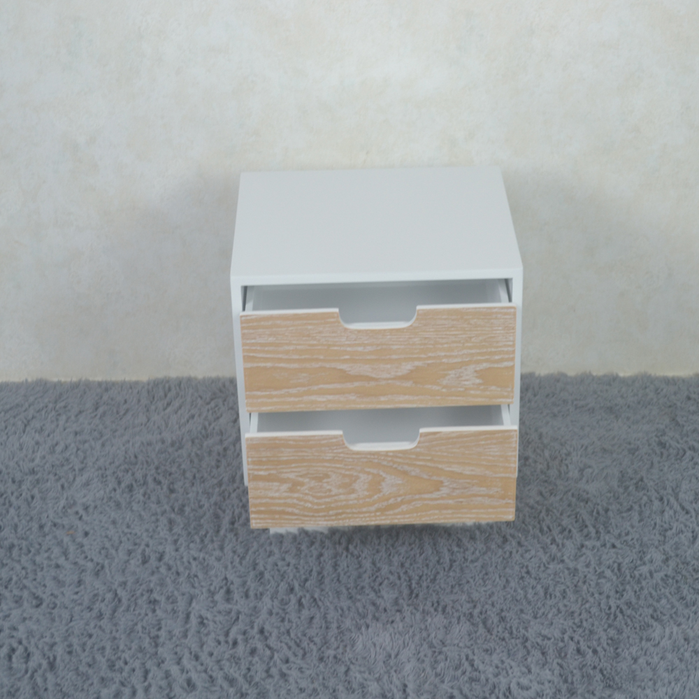 simple scandinavian design furniture bedside cabinet manufacturer wholesale
