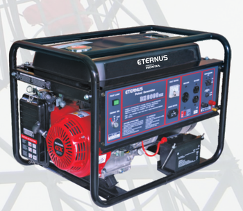 Portable Open Frame Generator BH5000 at power 5kW