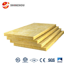 Insulating sound glass wool board acoustical fiber glass thermal insulation
