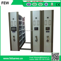Trustworthy China Supplier mobile shelf , mass rack , safe metal cabinet