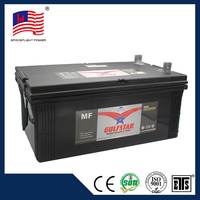 n200 12v 200ah maintenance free wholesale rechargeable battery for car