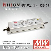 MEAN WELL ELG-150-C 150W 350mA waterproof outdoor lighting LED Driver