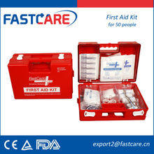 CE ABS Wall Mounted First Aid Box