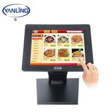 15 Inch intel i3 processor industrial waterproof ip65 all in one pc touch screen panel computer