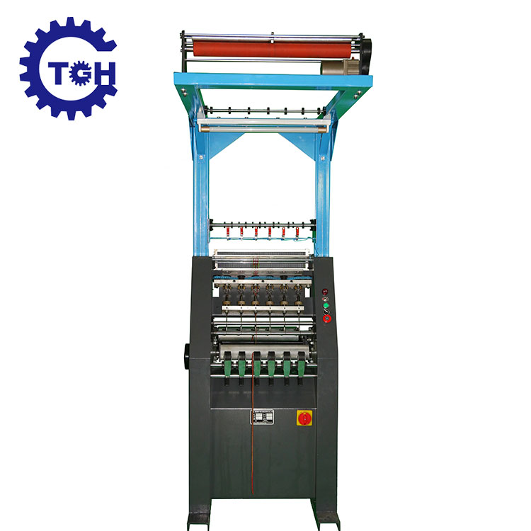Manufacturers High Production body size 1.1M*0.9M*1.6M 6 needles or 8 needles price of circular knitting machine for cylinder
