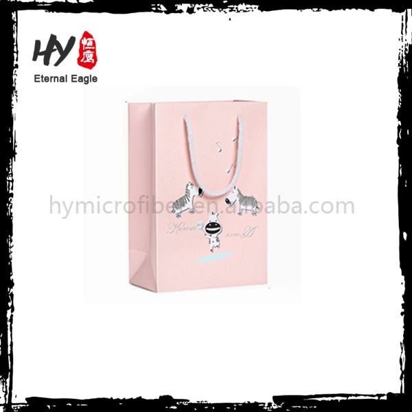 Custom printing non slip kraft paper bag For promotional