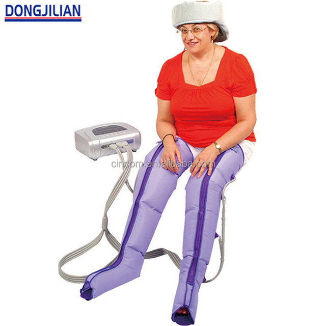 Pain relief body relaxing air pressure massage system Arm & Leg Massager -DJL-100C