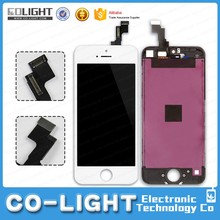 Hot sale lcd replacement parts for apple iPhone 5s china lcd screen touch digitizer assembly