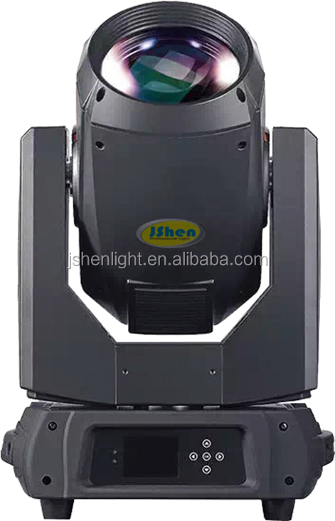 17R 350W Beam stage light mong heads light with screen touch FOR for TV studio, theater, auditorium, stage, T-stage, concerts