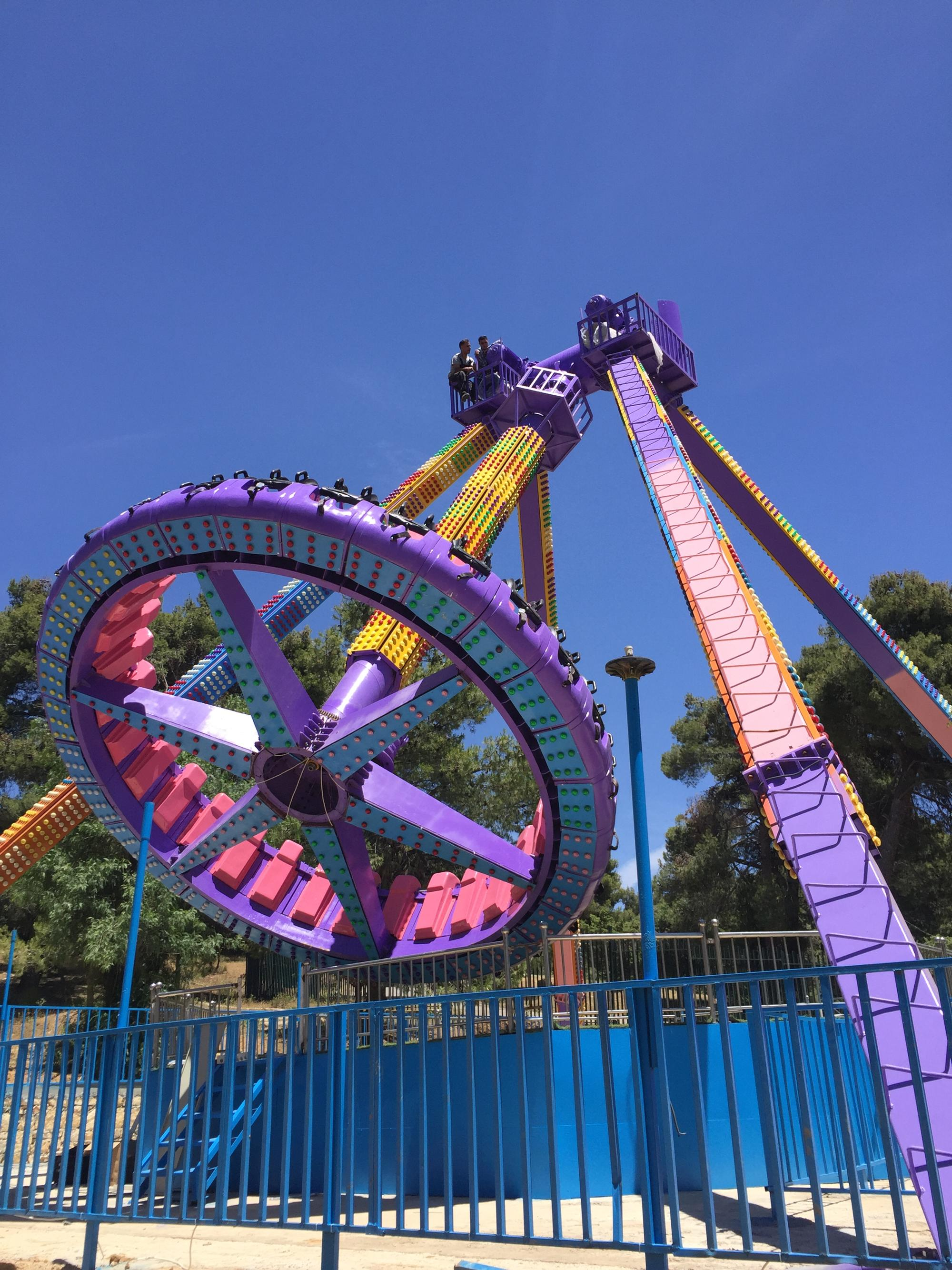 Park Degrees Spinning Big Pendulum Rides for Sale