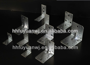 Q235 pre-galvanized plate wooden timber connector