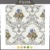 vinyl wallpaper european style with flowers Guangdong