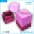 customized small color paper ring jewelry box
