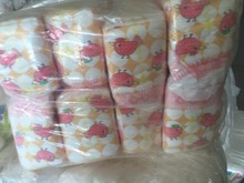 baby diapers cheap bulk disposable diaper stock lot with magic Tapes