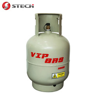 CHINASTECH Top Quality LPG Gas Cylinders