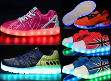 led platform shoes of men/women/kids SIZES with 500+models for sneakers, platform shoes led