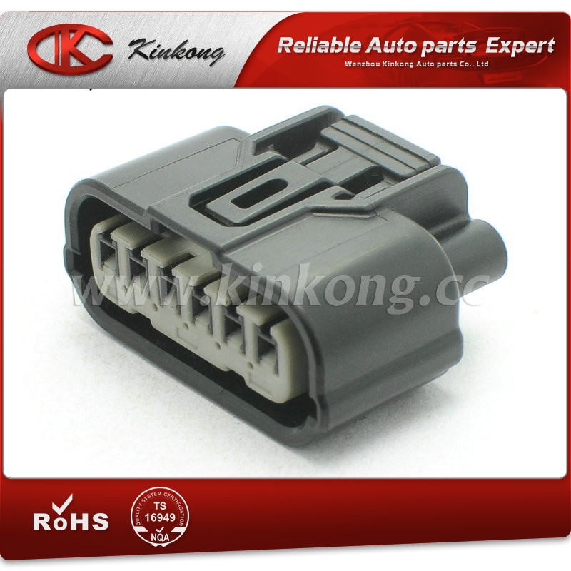 6 p female sumitomo 6189-1012 Accelerator pedal automotive connector for Honda