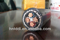 4 cores SWA/STA Armoured Cable PVC/XLPE insulated