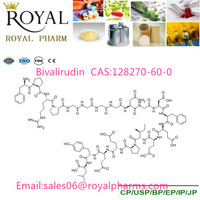 Bivalirudin is a specific and reversible direct thrombin inhibitor (DTI)