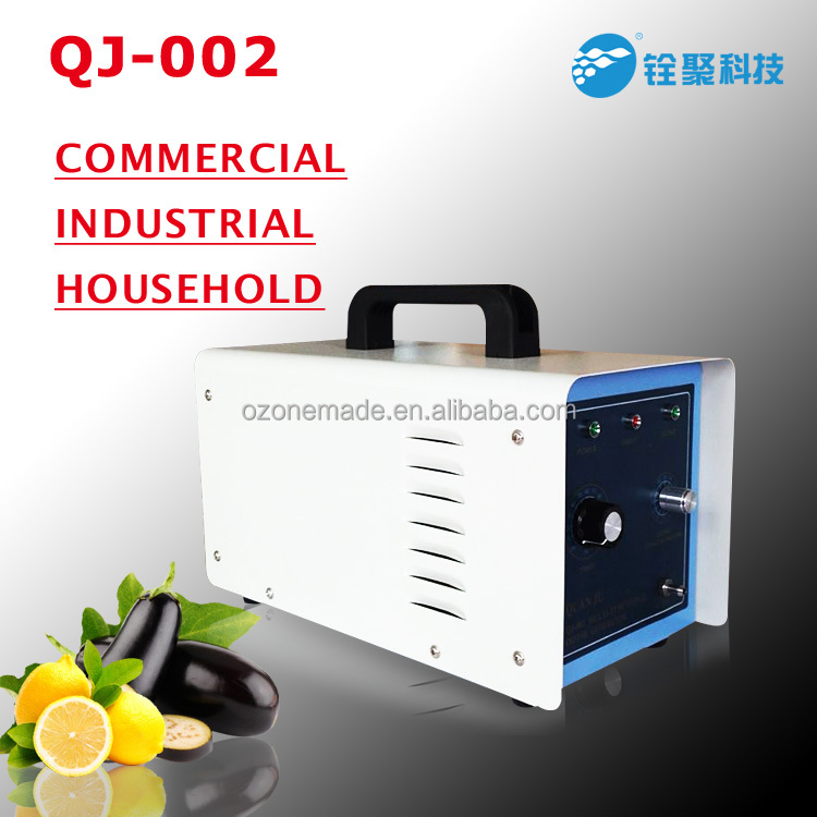 Ozone Equipment Disinfector, Ozone Maker Sanitizer, Ozone Treatment for Air and Water