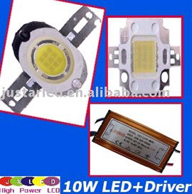 12v dc 10w high power led driver output 900mA or 300mA