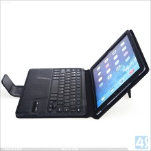 2014 functional 10 inch Bluetooth leather case keyboard for iPad Air2