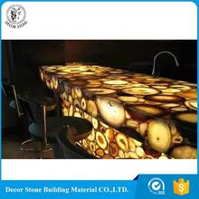 Modern design agate countertop high quality