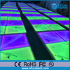 DMX sound active semi-translucent acrylic floor,led colorful wedding dance floor