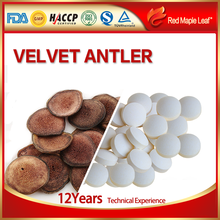 High Quality Anti aging Tablets Deer Velvet Antler Pills Pellets