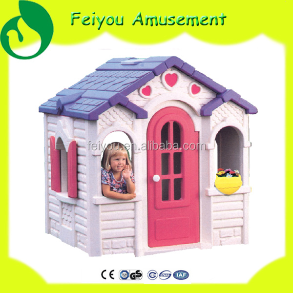2017 Feiyou Amusement indoor playground kids play house children play house